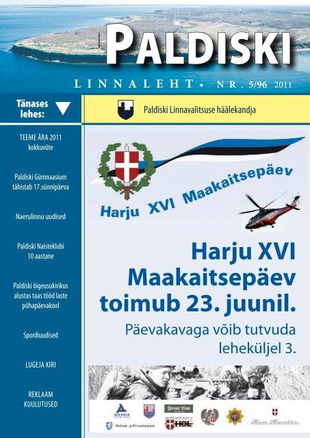 5/96 01.06.2011 - Paldiski Linnavalitsus