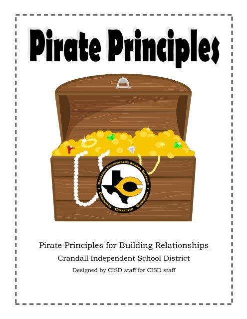 Pirate Principles Manual - Crandall