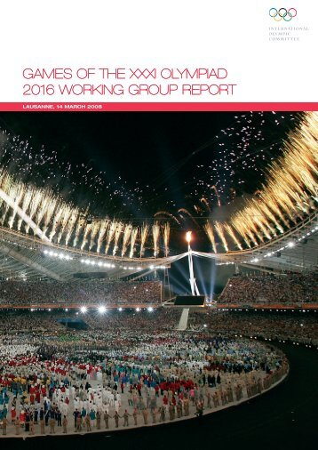 Working Group Report FINAL - English