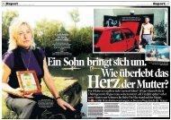Vor 10 Jahren vergiftete sich Carsten Hohn († 18) aus Meuselwitz in ...