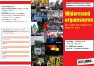 Widerstand organisieren - Gew-offenbach.de