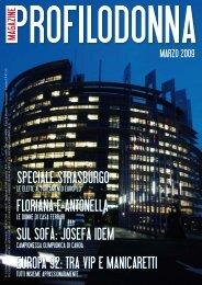 Marzo 2009 - Profilo Donna Magazine