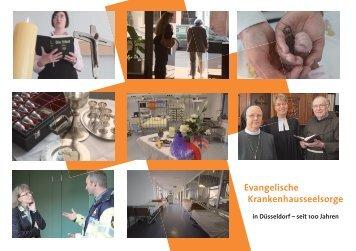 100 Jahre Evangelische Krankenhausseelsorge in Düsseldorf