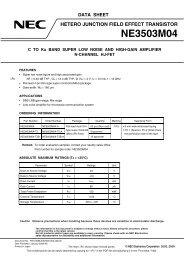 NE3503M04 DS - Richardson RFPD