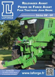 brochure JD 6M - 6R - Laforge