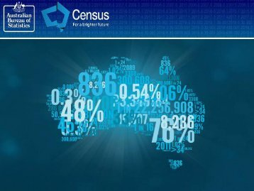 ABS Census 2011 - Regional Development Australia Central West