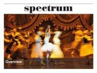 Spectrum – Short Credentials - Fairfax Media Adcentre