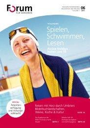 spielen, schwimmen, Lesen - Vivantes