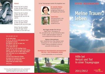 Meine Trauer leben - Stadtpfarrkirche Graz