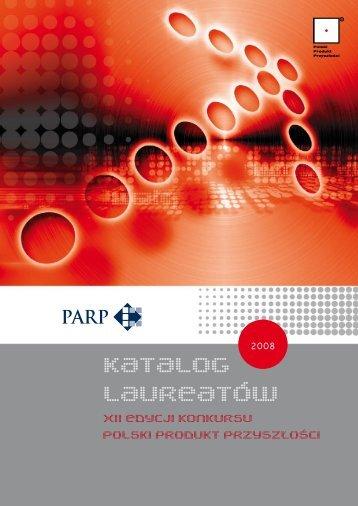 Katalog laureatów XII edycji Konkursu - Portal Innowacji