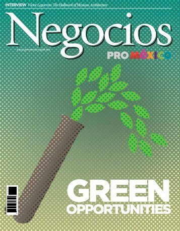The Hallmark of Mexican Architecture - ProMéxico