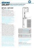GALAXYSeviye kontrolünde kompakt sistem - Page 2