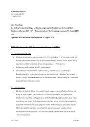 DGB: Bewertung des Entwurfs zur Gesundheitsreform