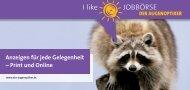 Jobs & Gelegenheiten-Prospekt print/online ... - Der Augenoptiker