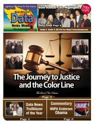 The Journey to Justice and the Color Line
