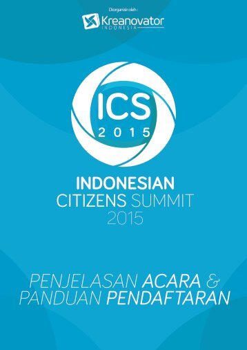 Booklet-Indonesian-Citizens-Summit-2015
