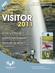 The Visitor 2011 (pages 1-14) - Yorkshire Dales National Park