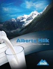 goal 4 - Alberta Milk