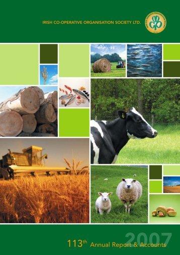 ICOS Annual Report 2007 - Irish Co-Operative Organisation Society