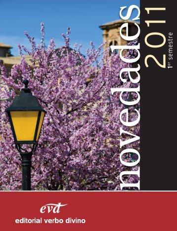 Novedades 1/2011 - editorial VERBO DIVINO