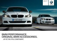 View BMW Performance brochure - BMW South Africa