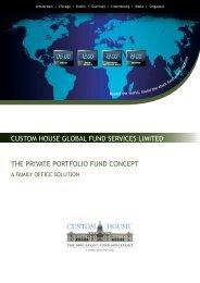 Download brochure - Custom House