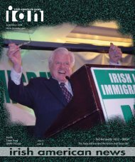 Ted Kennedy 1932 – 2009 - Irish American News