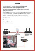 miniCASTER® Satellite-Uplink Car Unit - VIDELCO - Page 3