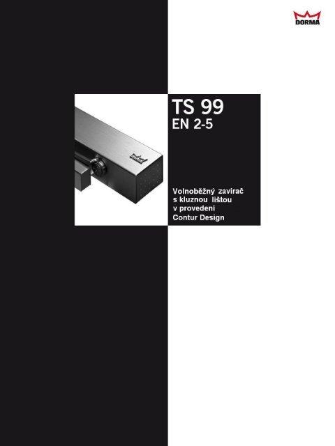 TS 99 - katalog - ROVEL CZ