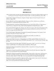 appendix f references - US Department of Energy Savannah River ...