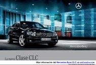 Catálogo del Mercedes-Benz CLC - enCooche.com