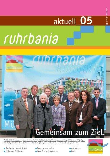an die Ruhr - Ruhrbania