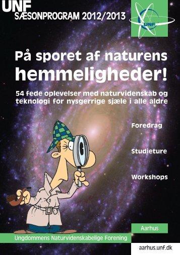 hemmeligheder! - Ungdommens Naturvidenskabelige Forening Århus