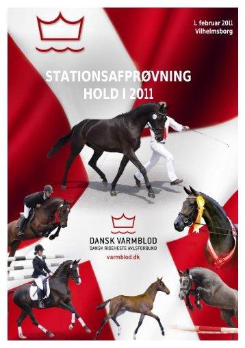 Katalog til print - Dansk Varmblod