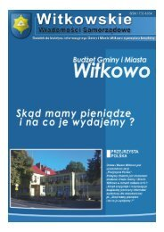 2005 r. - Witkowo