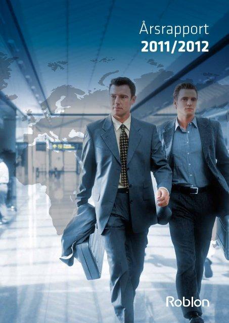 Årsrapport 2011/12 - Roblon A/S