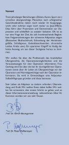 Informationsveranstaltung für Betroffene - Kreiskrankenhaus ... - Seite 2