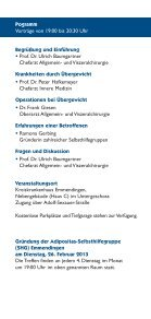 Informationsveranstaltung für Betroffene - Kreiskrankenhaus ... - Seite 3