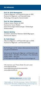 Informationsveranstaltung für Betroffene - Kreiskrankenhaus ... - Seite 4