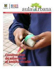 Magazin Aula Urbana Edición numero 86 - IDEP