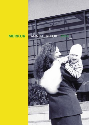 ANNUAL REPORT 2004 - merkur.eu