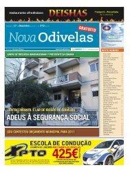 ADEUS À SEGURANÇA SOCIAL - Nova Odivelas