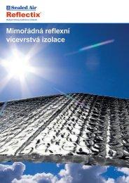 Reflexní izolace - Reflectix