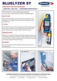 Sensonic-4500-Portable-Flue-Gas-Analyser - Dzc Marketing