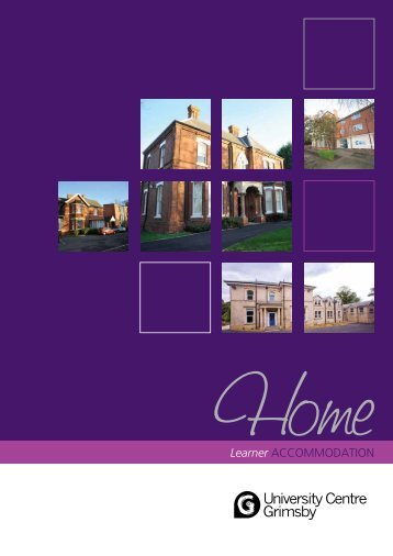 brochure - Grimsby Institute of Further & Higher Education
