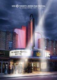 just wait until next year! - Toronto Jewish Film Festival