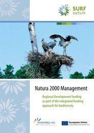 Natura 2000 Management - SURF-nature