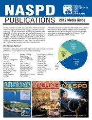 Pipeline Magazine/Membership Directory - NASPD