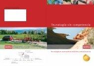 SERRA - Catálogo