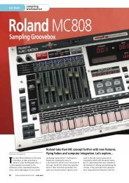 SOS review the MC-808.pdf - Roland UK